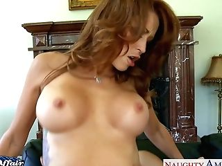 Neighbor's Wifey Monique Alexander Revved Out To Be A Hot And Insatiable Bitch