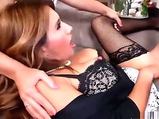 Teenager Caught Her Bf Fucking Her Stepmom In The Kitchen