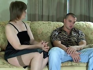This Matures Woman Wants Orgy On The Couch
