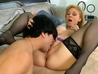 Nina Hartley And Her Youthfull Paramour