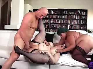 Alexxxis Allure And Veruca Darling Are Fat Breezies Who Like To Have 3 Ways, Every Day