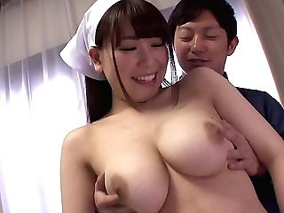 Nozomi Kasai In Cougar Wants Her Massive Hooters To Be Toyed With - Milfsinjapan